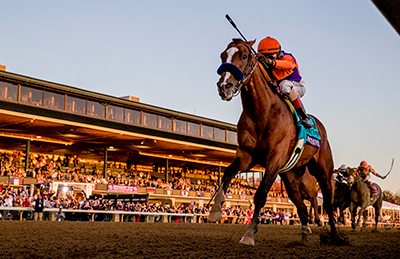 authentic wins breeders cup classic
